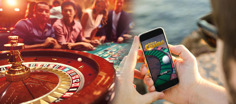 The revolutionisation of the casino industry