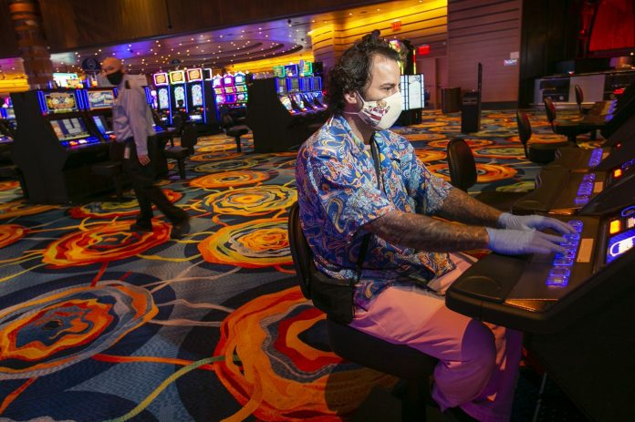 After Covid 19 Enforced Shutdown Casinos in Holland Reopens