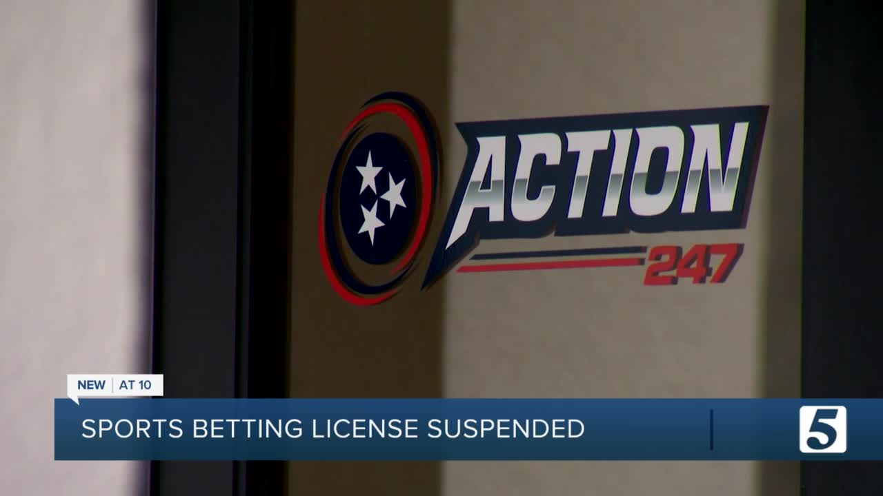 Tennessee Action 24/7 Sportsbook License Got Suspended in Blame of Insufficient Anti-money Laundering Precautions