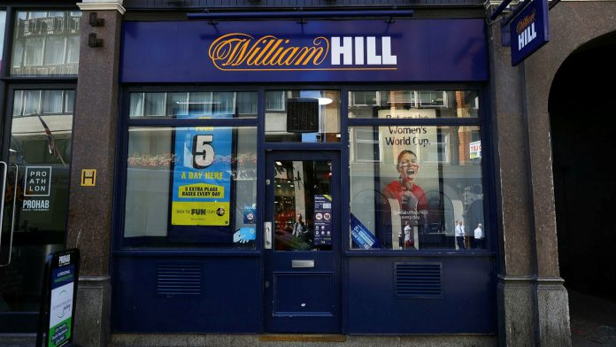 Contest Held between HBK and Caesars to Takeover William Hill