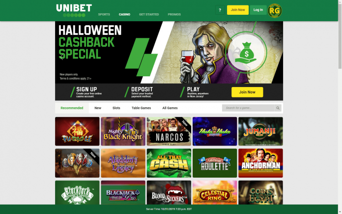 Unibet Casino Stands Apart for its Providing Security
